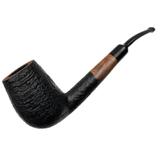 Johs Giant Sandblasted Bent Billiard