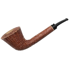 Claudio Cavicchi Sandblasted Bent Dublin with Olivewood