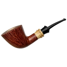 Claudio Cavicchi Smooth Bent Dublin with Olivewood