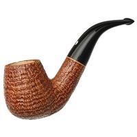 Claudio Cavicchi Brown Sandblasted Bent Brandy