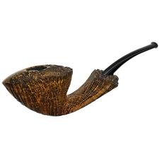 Il Duca Barone Sandblasted Bent Dublin with Plateau (B)