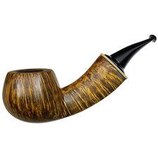 Il Duca Duca Smooth Bent Apple with Boxwood (D)