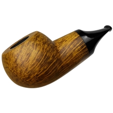 Il Duca Smooth Reverse Calabash Apple (C)