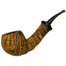 Il Duca Sandblasted Bent Apple (B)