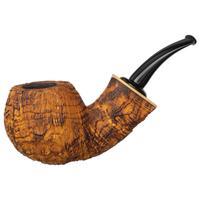 Il Duca Sandblasted Bent Apple with Boxwood (B)
