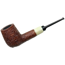 Adam Davidson Sandblasted Billiard with Horn