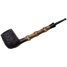 Adam Davidson Sandblasted Billiard with Bamboo