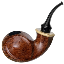 Adam Davidson Smooth Blowfish with Japanese Boxwood (Collaboration with H. Tokutomi)