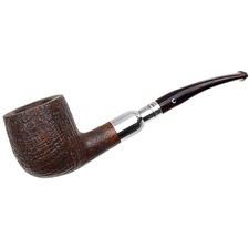 Comoy's 2016 Pipe of the Year Sandblasted Bent Pot