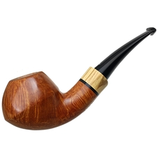 Luciano Smooth Rhodesian with Olivewood (Grechukhin Design) (C)