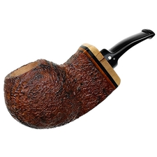 Luciano Sandblasted Bent Apple (Shekita Design) (S*)