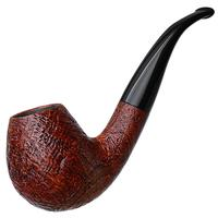Vauen Gustav Sandblasted Bent Egg (5504) (9mm)