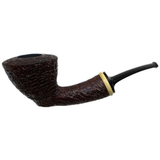 Ernie Markle Sandblasted Sitting Bent Dublin with Boxwood