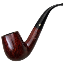 Brigham Giant Smooth Bent Billiard (Rock Maple Inserts)