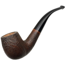 Sebastien Beo Sandblasted Bent Billiard