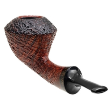 Grechukhin Sandblasted Two-Tone Rhodesian with Black Palm