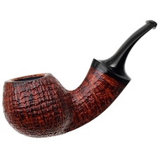 Grechukhin Sandblasted Asymmetric Bent Apple