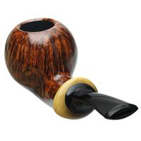 Grechukhin Smooth Bent Apple with Boxwood (G)