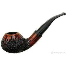 Nording Royal Flush Partially Rusticated Bent Brandy (Jack)