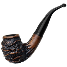 Nording Royal Flush Partially Rusticated Bent Egg (Jack)