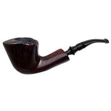 Nording Burgundy Grain Smooth Bent Dublin Sitter