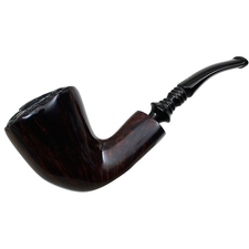 Nording Brown Grain Smooth Bent Dublin Sitter (3)