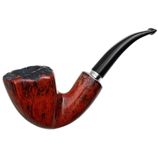 Nording Classic Smooth Paneled Bent Dublin with Silver (12)