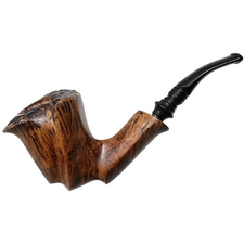 Nording Black Grain Smooth Bent Dublin (3)