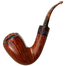 Nording Classic Smooth Bent Dublin with Plateau (17)
