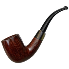Chacom Hand Made Smooth Bent Billiard with Horn