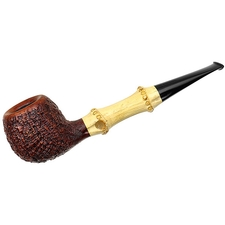Michael Lindner Sandblasted Apple with Bamboo (D2)