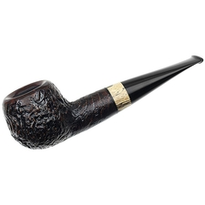 Michael Lindner Sandblasted Apple with Tiger Oak (E3)