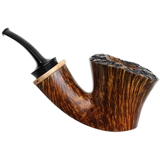 Scott Klein Smooth Speeding Bent Dublin with Briar