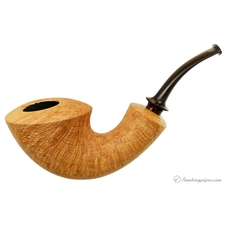 J&J Sandblasted Horn with Copper