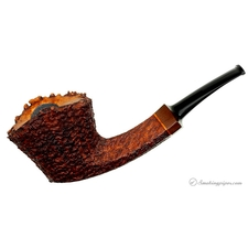 J&J Sandblasted Bent Dublin with Manzanita