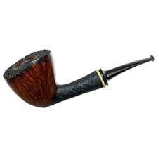J&J Partially Sandblasted Dublin with Orange Wood