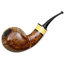 Bruce Weaver Smooth Blowfish with Boxwood