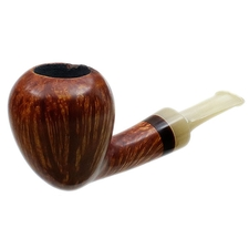 Pete Prevost Smooth Acorn with Horn Stem