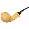 Gabriele Sandblasted Bent Brandy with Boxwood (Turtle)