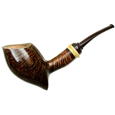 Gabriele Smooth Freehand with Masur Birch (Snail)