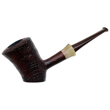 Gabriele Sandblasted Poker with Horn (Turtle)