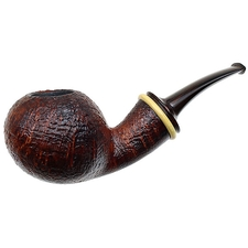 Gabriele Sandblasted Bent Apple (Turtle)