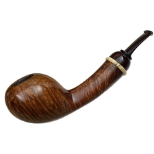 Gabriele Smooth Bent Acorn with Mazurbirch