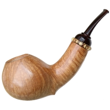 Gabriele Smooth Bent Apple with Masur Birch (Nautilus)