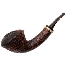 Gabriele Sandblasted Bent Dublin with Masur birch (Turtle)