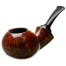 Gabriele Smooth Bent Apple (Whale)