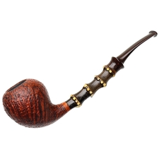 Gabriele Sandblasted Acorn with Bamboo (Turtle)