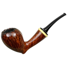 Chris Asteriou Smooth Asymmetric Acorn with Boxwood