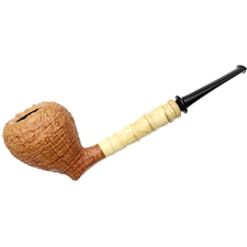Chris Asteriou Sandblasted Pear with Bamboo and Boxwood (47/17)