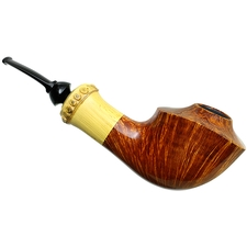 Wolfgang Becker Smooth Stetson with Bamboo (Signature) (01.15)